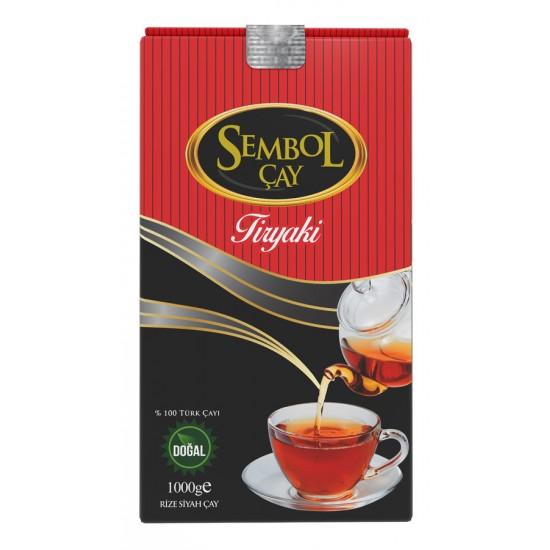 Sembol Tiryaki Çay 1 Kg